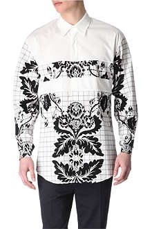 3.1 PHILLIP LIM Baroque-print shirt