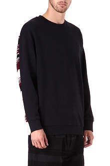 3.1 PHILLIP LIM Patchwork sweater
