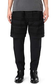 3.1 PHILLIP LIM Embellished shorts trousers