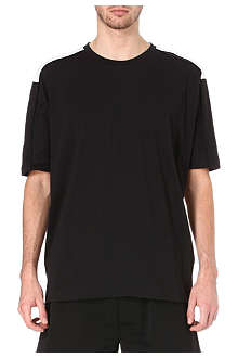 3.1 PHILLIP LIM Contrast back t-shirt