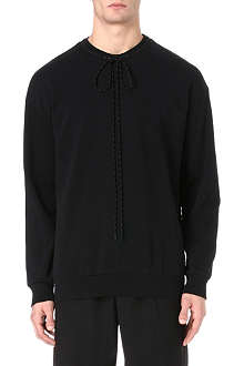 3.1 PHILLIP LIM Drawstring sweatshirt