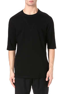3.1 PHILLIP LIM Neoprene side-zip sweatshirt
