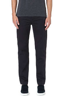 FOLK Drawcord cotton trousers
