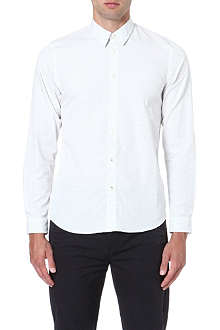 FOLK Fitted cotton shirt