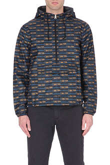 FOLK Printed technical jacket