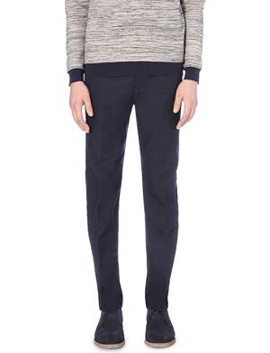 FOLK Drawstring-waist trousers