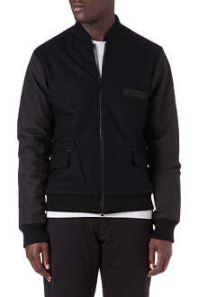 Y3 College bomber jacket