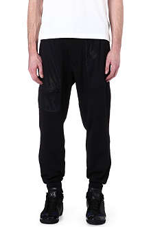 Y3 Mesh pocket jogging bottoms