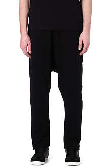 Y3 Lightweight slouchy jogging bottoms