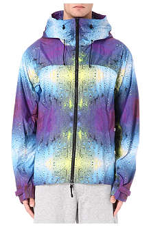 Y3 Multicoloured water-print jacket