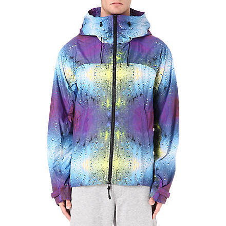 Y3 Multicoloured water-print jacket (Multi