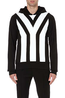 Y3 Striped sweatshirt