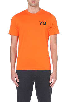 Y3 Classic logo t-shirt