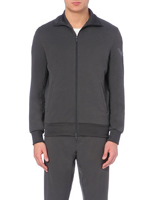 Y3 Classic zip-through jacket