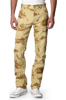 BILLIONAIRE BOYS CLUB Cat Tail trousers