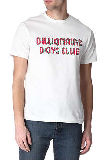 BILLIONAIRE BOYS CLUB Geometric logo T-shirt