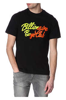 BILLIONAIRE BOYS CLUB Hook, Line and Sinker t-shirt