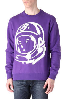 BILLIONAIRE BOYS CLUB Helmet sweatshirt