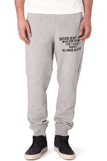 BILLIONAIRE BOYS CLUB Orientation jogging bottoms
