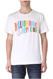 BILLIONAIRE BOYS CLUB Spectrum logo t-shirt