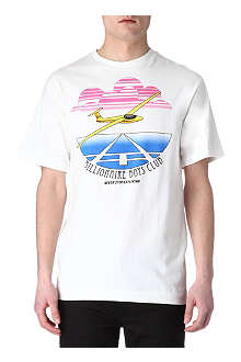 BILLIONAIRE BOYS CLUB Never Stop Exploring t-shirt