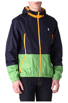 BILLIONAIRE BOYS CLUB Long-zip peacoat jacket