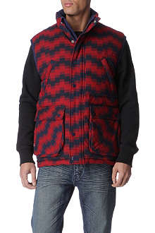 BILLIONAIRE BOYS CLUB Reversible utility gilet