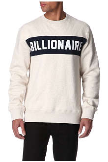 BILLIONAIRE BOYS CLUB Base Camp sweatshirt