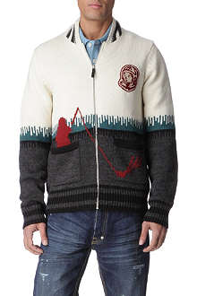 BILLIONAIRE BOYS CLUB Fisherman cardigan