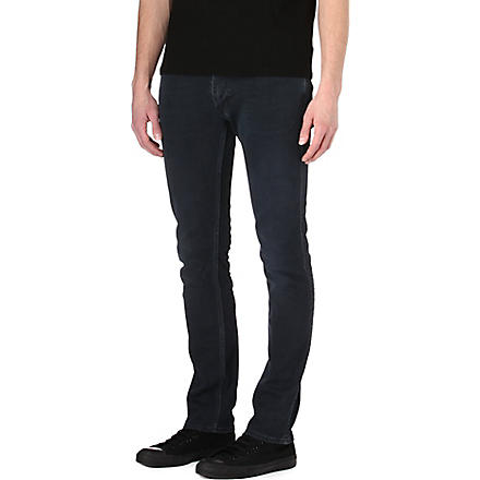 ACNE Max Man Ray slim tapered jeans (Black