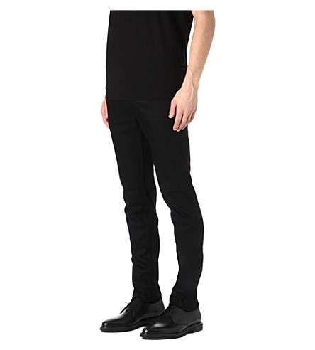 ACNE Ace Cash slim-fit skinny jeans (Black