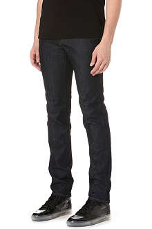 ACNE Ace Raw Gothic slim-fit skinny jeans