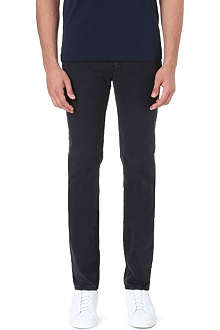 ACNE Slim-fit mid-rise jeans