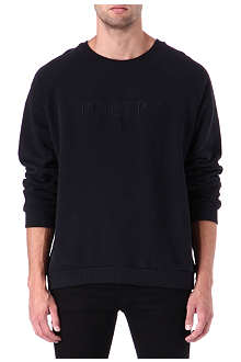 ACNE Brian Poetry sweatshirt