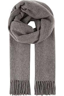ACNE Canada wool scarf