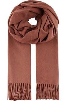 ACNE Canada plain scarf