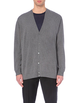 ACNE Clissold oversized wool cardigan