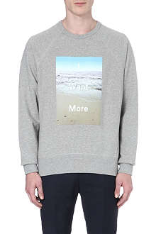 ACNE I Want More cotton sweatshirt