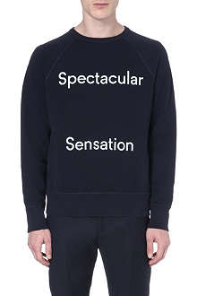 ACNE Spectacular Sensation cotton sweatshirt