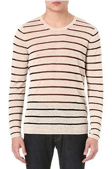 ACNE Colt striped jumper