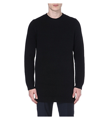 ACNE Costa wool jumper (Black