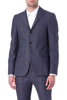 ACNE Drifter denim suit jacket