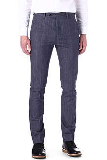 ACNE Drifter denim suit trousers