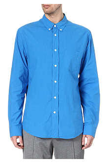 ACNE Isherwood cotton-poplin shirt