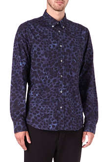 ACNE Isherwood Animal print shirt
