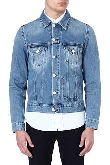 ACNE Jam vintage-style denim jacket