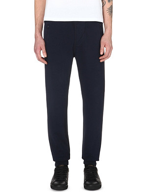 ACNE STUDIOS Ribbed-cuff jogging bottoms