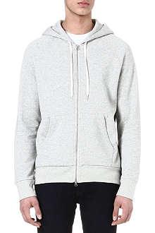 ACNE Justin zip hoody