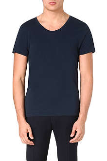 ACNE Short-sleeved jersey t-shirt