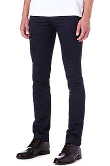 ACNE Max Satin slim-fit chinos